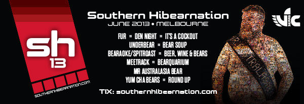 southern hibearnation 2013 laird melbourne bear gay