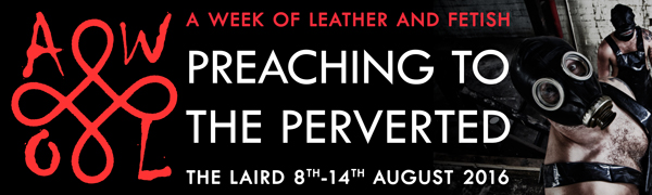 awol 2016 a week of leather fetish laird melbourne gay