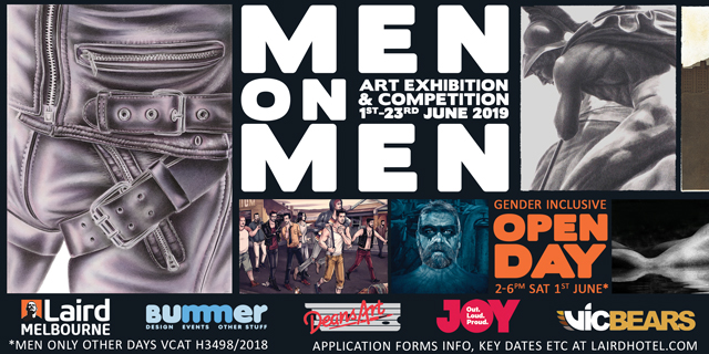 men on men art competition the laird open day