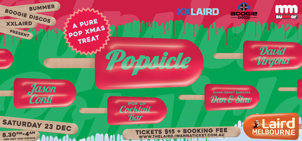 popsicle december pure pop laird
