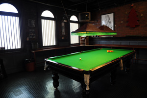 Laird pool table